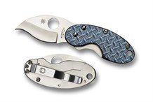 SPYDERCO C29GFBLP CRICKET GLASS CAKI