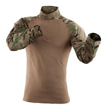 5.11 RAPID ASSAULT MULTICAM SHIRT
