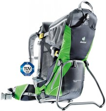 DEUTER KID COMFORT AIR SIRT CANTASI (36504.4207)