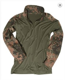 STURM FELDHEMD TACTICAL FLECKTARN SHIRT