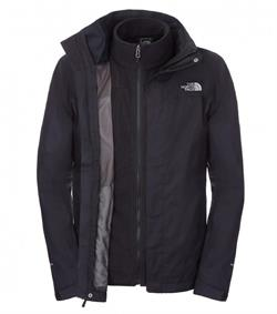 The North Face Evolve II Triclimate 3in1 Erkek Ceket T0CG55JK3